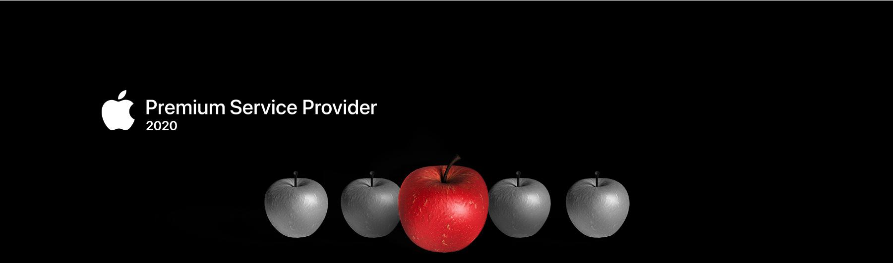 Somos Premium Service Provider 2020